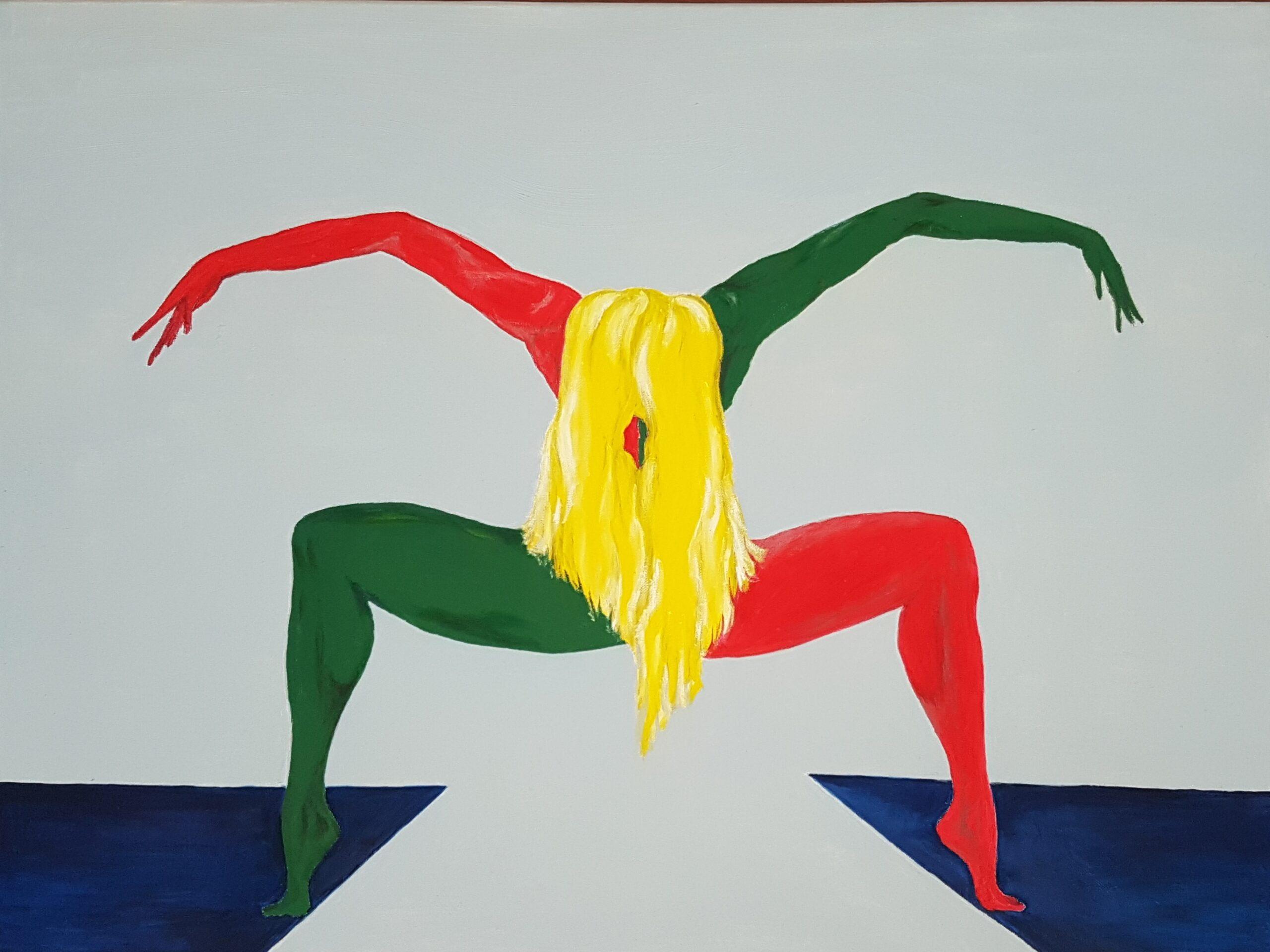 Ölbild auf Leinwand Nelly Beck