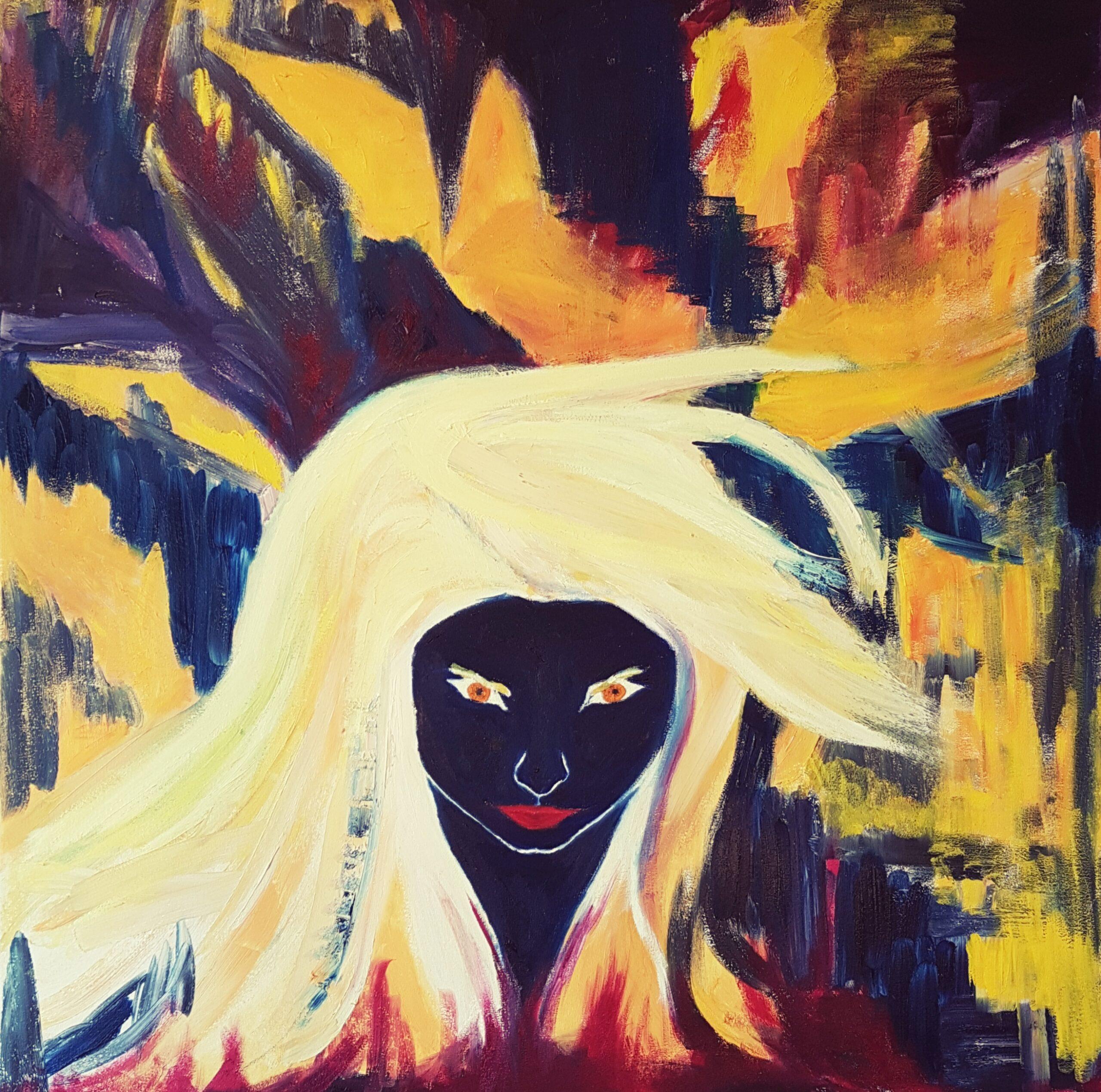 Artist Nelly Beck